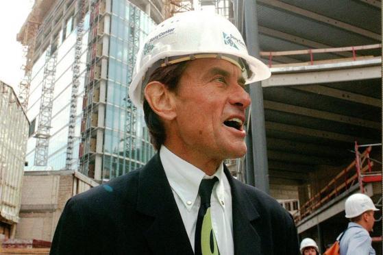 ヘルムート・ヤーン氏死去 世界的建築家 FBI本部、東京駅グランルーフを手掛ける