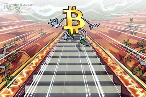 仮想通貨ビットコインの時価総額が1兆ドルに ハイテク大手テンセント超える   次はグーグル超えか