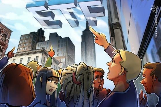 米ウィズダムツリー、米証券取引委員会にイーサリアムETFを申請