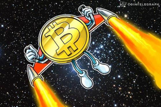 昨年5月以来の強気指標、ゴールデンクロス確認で仮想通貨ビットコインついに上昇か