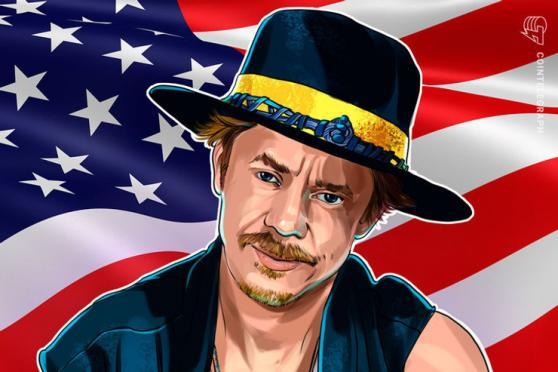 米大統領選で初のブロックチェーン投票 「ビットコイン大富豪」ピアース氏が仕掛ける