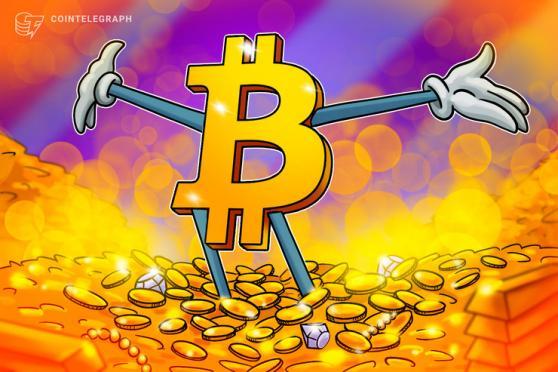 グレイスケールの仮想通貨ビットコイン購入、現在のペースなら来年1月には全供給量の3.4%に