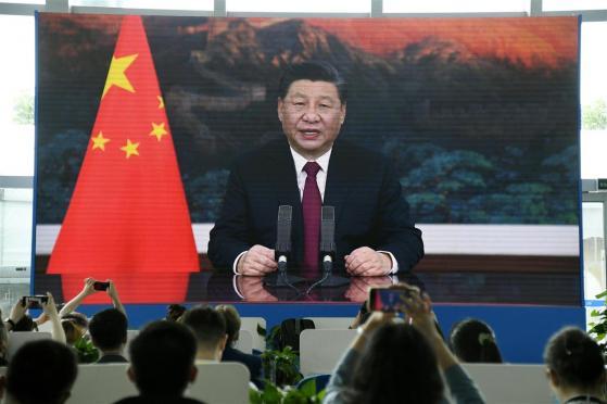 習氏「原則押しつけるな」 中国切り離しに反発、米牽制