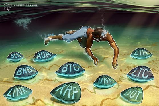 BTCが57000ドル超えれば、アルトコインも史上最高値に 仮想通貨チャート分析:ビットコイン・イーサ・XRP(リップル)・ビットコインキャッシュ・ライトコイン