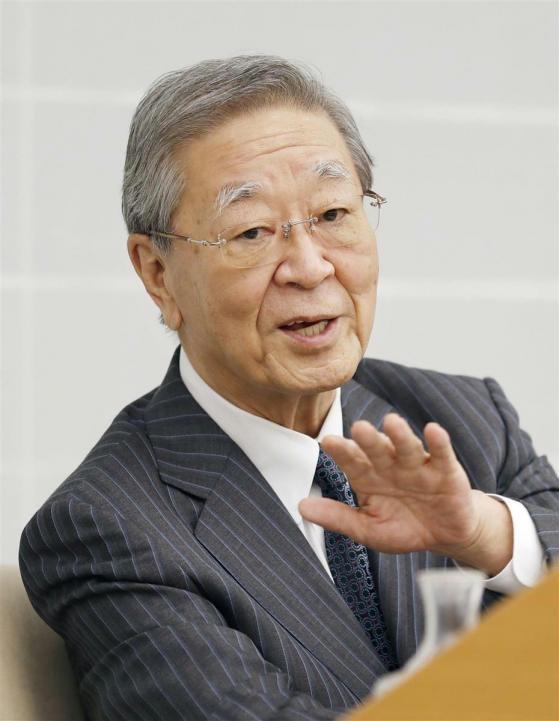 経団連の中西会長が辞任へ