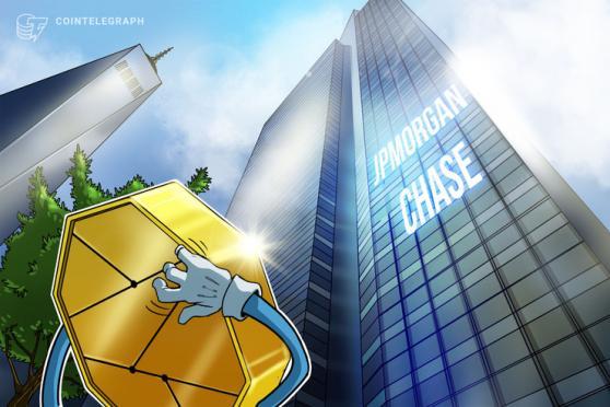 JPモルガン 新たなブロックチェーン部門を創設 独自仮想通貨JPMコインの商業化で