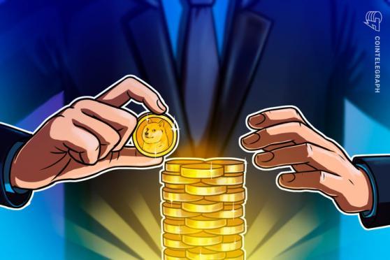 ドージコイン急騰で任天堂の時価総額超える 仮想通貨でもXRP超えて4位に