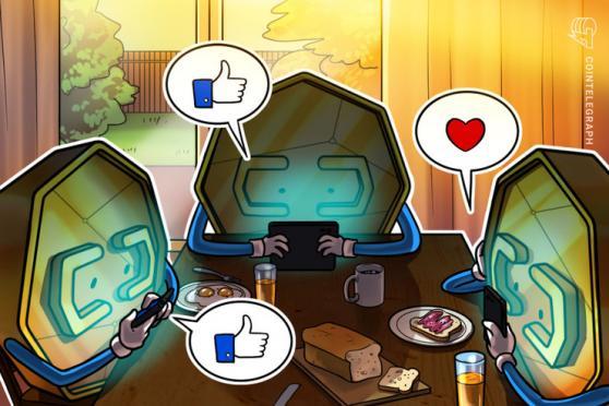 分散型ソーシャルメディアプラットフォーム「Voice」公開、仮想通貨EOSのブロックチェーン基盤