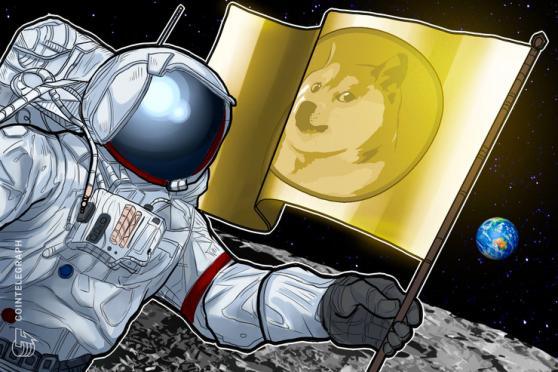 文字通り「to the moon」 DOGEで資金調達したスペースXの観測機器、2022年に月面調査へ