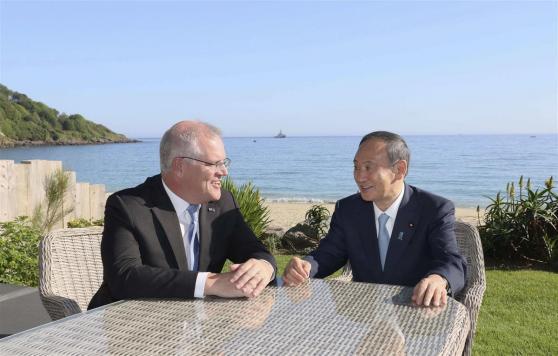 G7 中国念頭、日豪が経済的威圧へ反対共有