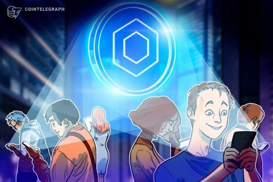 仮想通貨チェインリンクが「ミラーワールド」提唱した教授開発のSNS「レボリューション・ポピュリ」と連携